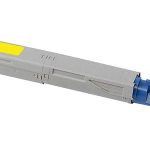 Compatible OKI 44059109 Yellow