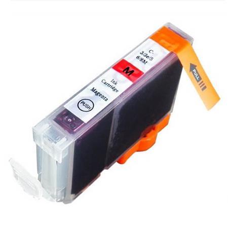Compatible Canon BCI-3eM, BCI-6M Magenta