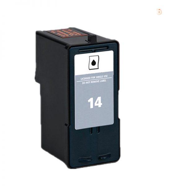 Compatible Lexmark 14 Black