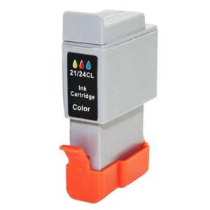 Compatible Canon BCI-21C, BCI-24C Colour