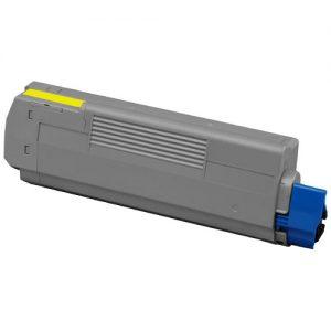 Compatible OKI 44315305 Yellow