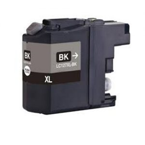 Compatible Brother LC127XLBK