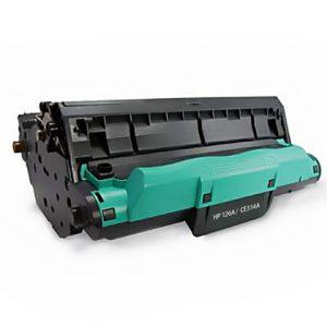 Compatible HP 126A (CE314A) Drum Black