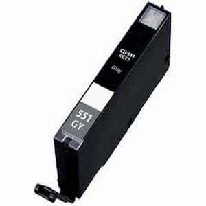 Compatible Canon CL-551GY XL GREY