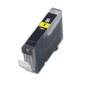 Compatible Canon CLI-8Y Yellow