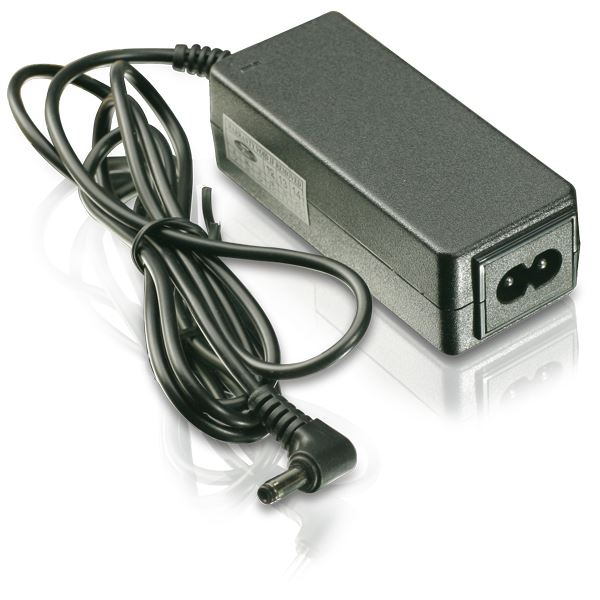 COMPAQ COMPATIBLE LAPTOP POWER SUPPLY, 19V, 1.58A, 30W, 4.0 x 1.7mm tip