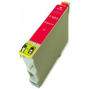 Compatible Epson T0553 Magenta
