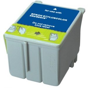 Compatible Epson T020 Colour