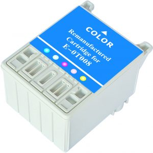 Compatible Epson T008 Colour
