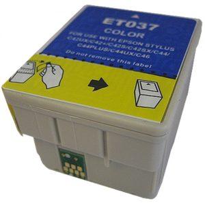 Compatible Epson T037 Colour