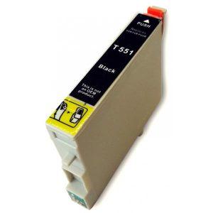 Compatible Epson T0551 Black