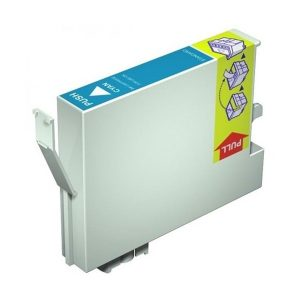 Compatible Epson T0712 Cyan