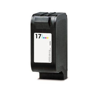 Compatible HP 17 Colour