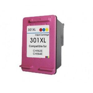 Compatible HP 301XL Colour