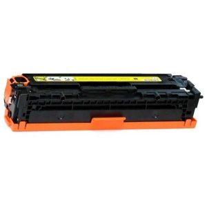 Compatible HP 201X (CF402X) Yellow