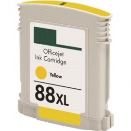 Compatible HP 88XL Yellow