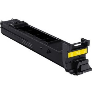 Compatible Konica Minolta 4650 Yellow