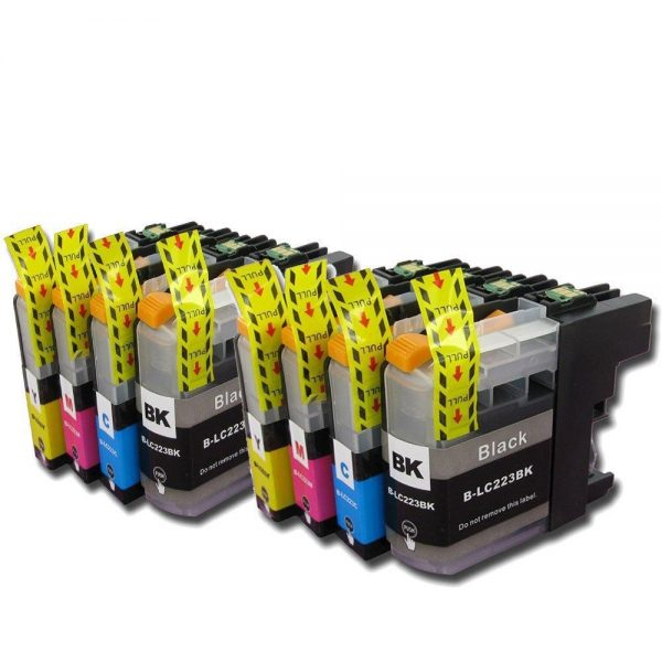 Compatible LC223XL 8-PACK