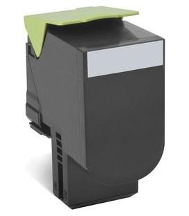 Compatible Lexmark 802HK Black