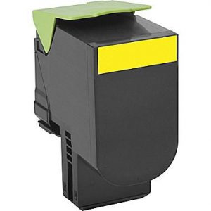 Compatible Lexmark C540H2YG Yellow