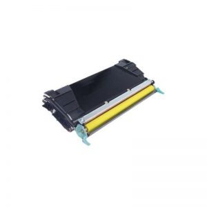 Compatible Lexmark C5220YS Yellow