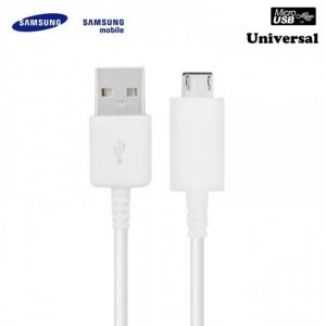 GENUINE Official Samsung Galaxy S6 Data Cable S6 Edge, S7 Edge White EP-DG925UWE