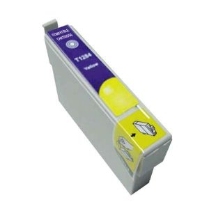 Compatible Epson T1284 Yellow