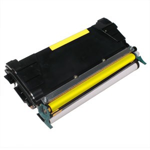 Compatible Lexmark C5222YS Yellow