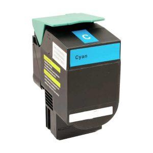 Compatible Lexmark C540H2CG Cyan