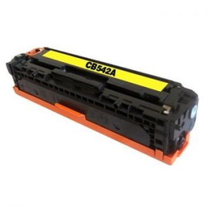 Compatible HP 125A (CB542A) Yellow