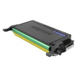 Compatible Samsung CLP-Y660A Yellow