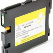 Compatible Ricoh GC31Y Yellow