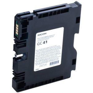 Compatible Ricoh GC41B (High Capacity) Black