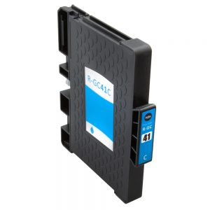Compatible Ricoh GC41C (High Capacity) Cyan