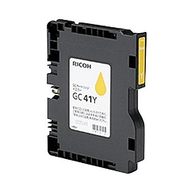 Compatible Ricoh GC41Y (High Capacity) Yellow