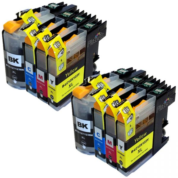 Brother LC123XL 8-PACK