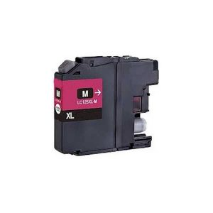 Compatible Brother LC125XLM Magenta