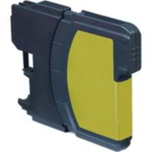 Compatible Brother LC1280XLY Yellow
