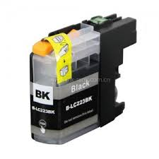 Compatible Brother LC223BK Black
