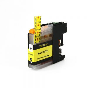 Compatible Brother LC223Y Yellow