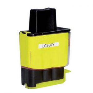 Compatible Brother LC900Y Yellow