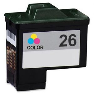 Compatible Lexmark 26 Colour