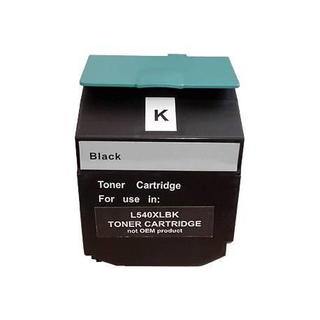 Compatible Lexmark C540H2KG Black