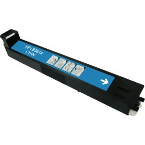 Compatible HP 824A (CB381A) Cyan