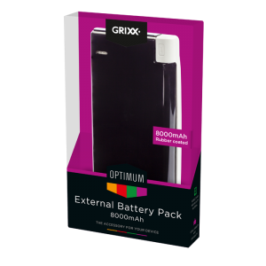 External Battery Pack 8000mAh