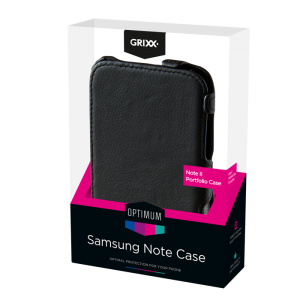 FOR SAMSUNG GALAXY NOTE 2 GRIXX Flip case