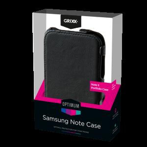 FOR SAMSUNG GALAXY NOTE 2 GRIXX Flip case