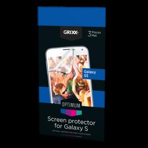FOR SAMSUNG GALAXY S5 GRIXX Screen protectors