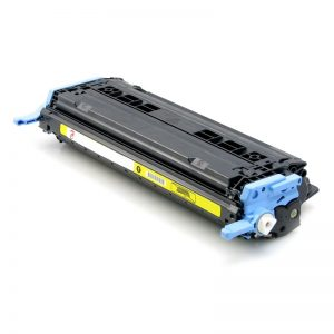 Compatible HP 124A (Q6002A) Yellow