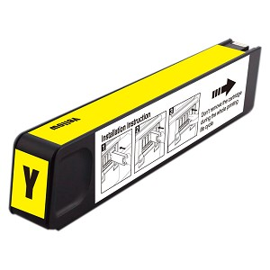 Compatible HP 971XL Yellow